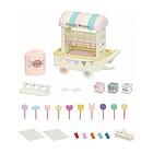 Carretto vendita dolciumi (personaggi esclusi) (5266)