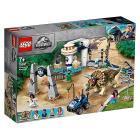 L'assalto del Triceratopo - Lego Jurassic World (75937)
