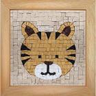 Mosaibox- Tigre - Large (17 X 17 cm) (MSB-TIGRE)