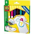Colori magici per tessuti - 8 colori (2200269)