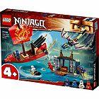Il volo finale del Vascello del Destino - Lego Ninjago (71749)