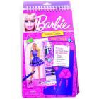 Barbie Compact Sketch Portfolio-Style