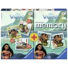 Multipack memory + 3 puzzle Vaiana (21272)