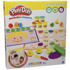 Play-Doh Lettere e Lingue. Modella e impara