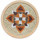 Mosaibox- Mandala / Medallon Diam 20 cm N. 6 (MSB-SOLE)