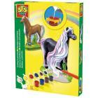 Cavallo- Set per colare la figura in metallo