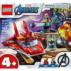 Iron Man vs. Thanos - Lego Super Heroes (76170)