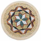 Mosaibox- Mandala / Medallon Diam 20 cm N. 2