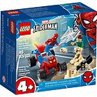 La resa dei conti tra Spider-Man e Sandman - Lego Super Heroes (76172)