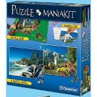 Puzzle Mania Kit 2x1000 Accessori per Puzzle (39278)