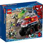 Monster Truck di Spider-Man vs. Mysterio - Lego Super Heroes (76174)