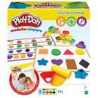 Play-Doh colori e forme. Modella e impara