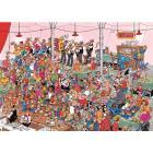 Comic 500 Pezzi- Festa Della Birra (617282)