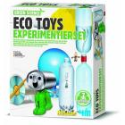 Green science - Eco science toys. Giochi ecologici