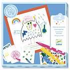 Piccoli mostri - Disegna e colora (DJ09290)