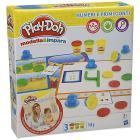 Play-Doh numeri e conti. Modella e impara