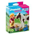 Ragazza con pony (5291)