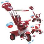 Triciclo 3 in 1 Royal Rosso (1570533)