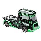 Racing Truck Verde Radiocomando A Controllo Completo - 2.4 Ghz Scala 1:10 Con Usb