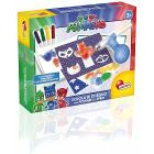 PJ Masks Scuola di Disegno con Spray Color (62959)