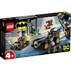 Batman VS Joker: Inseguimento con la Batmobile - Lego Super Heroes (76180)