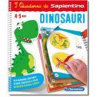 I Quaderni Di Sapientino Dinosauri (13299)