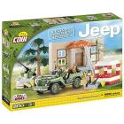 Jeep Willys MB Checkpoint Di Confine (24302)