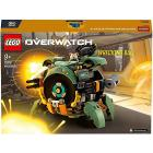 Wrecking Ball Overwatch - Lego Speciale Collezionisti (75976)