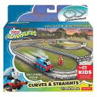 Curve e rettilinei Thomas & Friends Adventures Straig (DYV59)