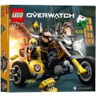 Junkrat e Roadhog Overwatch - Lego Speciale Collezionisti (75977)