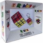 Cubo Di Rubik Set 3x3 + Portachiavi (233043)