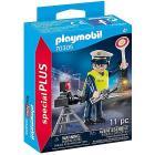 Poliziotto con autovelox (70305)