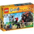 Fuga con il tesoro - Lego Castle (70401)