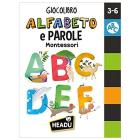 Giocolibro Alfabeto e Parole Montessori (IT83082)