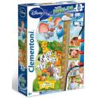 Puzzle Double Fun Classic Disney (203090)