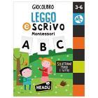 Giocolibro Leggo e Scrivo Montessori (IT83099)