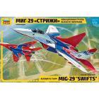 Aereo MIG-29 Swifts Aerobatic Team 1/72 (ZS7310)