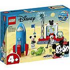Il razzo spaziale di Topolino e Minnie - Lego Juniors (10774)