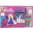 Barbie Glamtastic Fashion Skecth Portfol (FA22314)