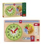 Orologio Calendario Spagnolo piccolo (51315)