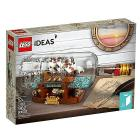 Nave in Bottiglia - Lego Ideas (21313)