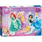 4 x Princess Disney (7317)