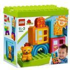 Costruisci con i cubi - Lego Duplo Mattoncini (10553)