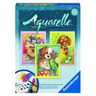 Aquarelle midi - amici animali (29318)
