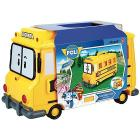 Poli School Bus Portapersonaggi (83148)