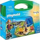 Playmobil Valigia Camping