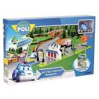 Robocar Poli Broom Town Map  (83280)