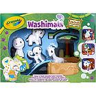 Washimals Safari Set Attività Colora (7328)