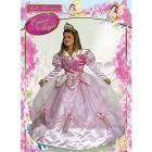 Costume Bella Principessa 5-7 anni