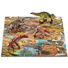 Mini dinosauri Con Puzzle Palude (42331)